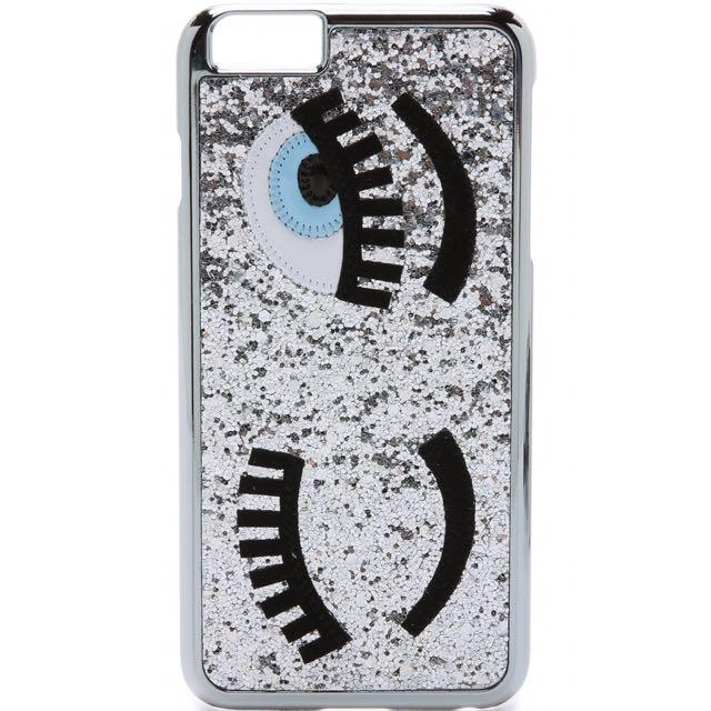 CHIARA FERRAGNI 亮片眨眼手機殼 IPhone 6 Plus