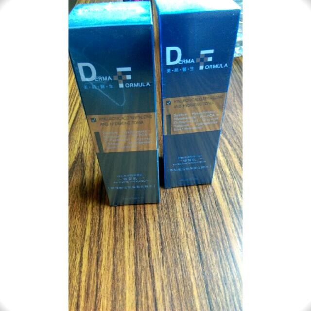 DF極潤肌玻尿酸活氧保濕化妝水