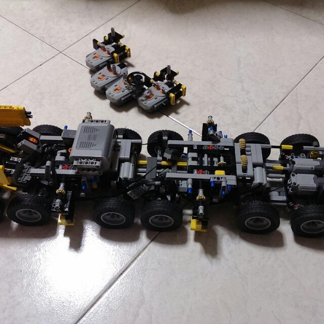 crane collected lego technic ultimate moc parts. Black Bedroom Furniture Sets. Home Design Ideas