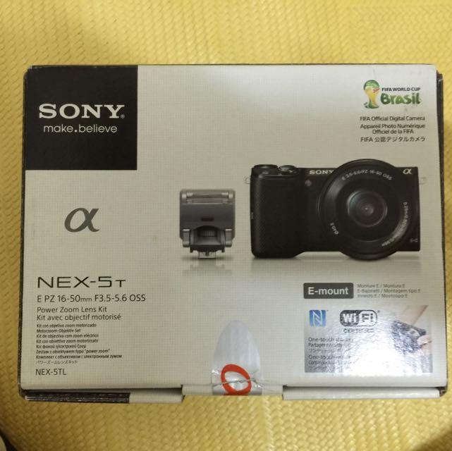 特價!!!Sony NEX-5T (待匯款)
