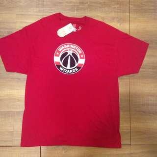 NBA華盛頓巫師季後賽主場球迷T恤