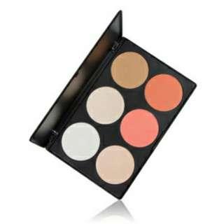 (降價)maquiagem 6色修容 4 2色腮紅 P6-02