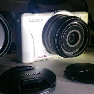Panasonic GF2  双鏡組