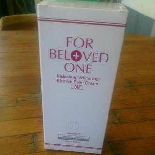 For Beloved One 寵愛之名亮白淨化無瑕裸妝霜