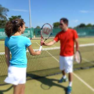 Looking For Tennis Lessons?