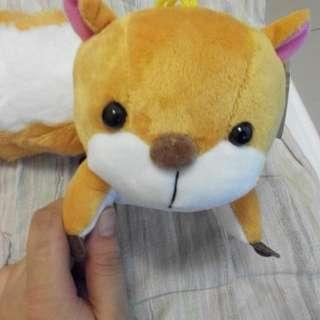可愛松鼠娃娃, 第二件7折優惠