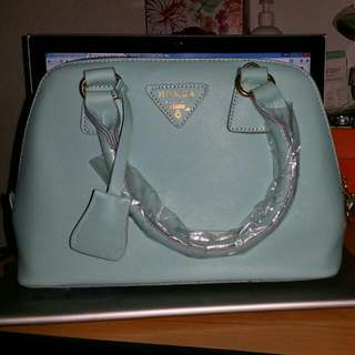 BNIB ! Mini Sling Bag In Mint Green !