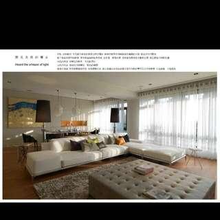 美房 可投資 自住 包家具、電器、裝潢、116坪、含兩個車位(林口)