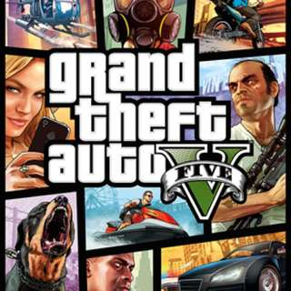 Gta V Game That Comes With Steam Account.