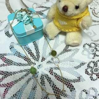 日本kaza羊毛氈項鍊