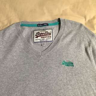 Cashmere Blend Superdry Sweater