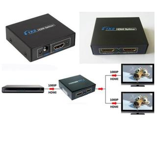 HDMI 分配器 1進2出 1.4版1080P