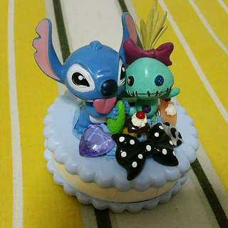 (Reserved)3D Handmade Stitch Contact Lens Case
