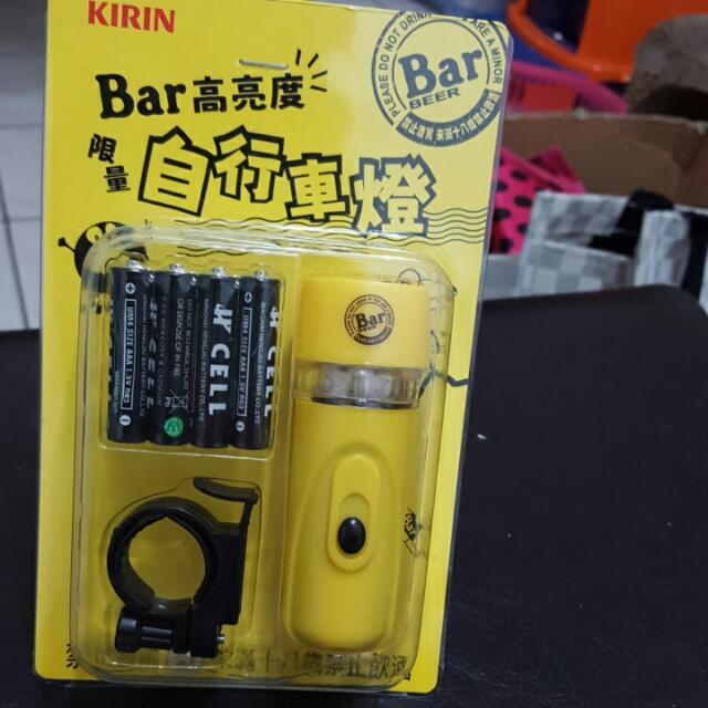 Bar高亮度自行車燈