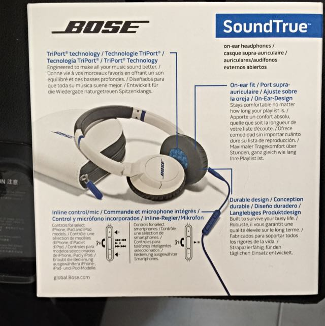 Bose SoundTrue OE2i With Warranty Quick sale