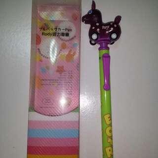 Rody迴力車筆(紫)