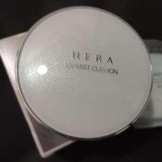 赫拉HERA 保濕 氣墊粉餅 N21 附替換蕊粉撲