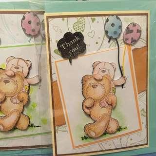 棉花熊系列-父親辛苦了!