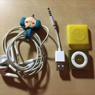 降價 特價:800 Apple  iPod Shuffle 2G