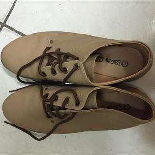 復古防水短靴(含運)