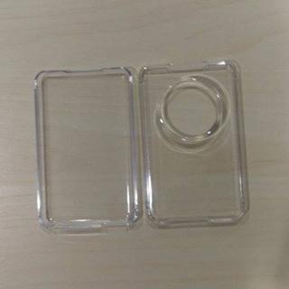 iPod Classic 水晶殼 - 螢幕有保護
