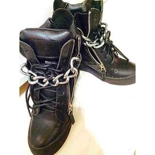 韓貨個性內增高鞋🎊