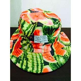 夏日炎炎西瓜🍉漁夫帽👒