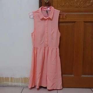 H&M 連身洋裝