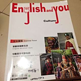 English And You Culture