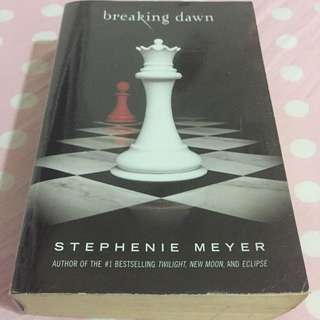 BREAKING DAWN (Stephenie Meyer)