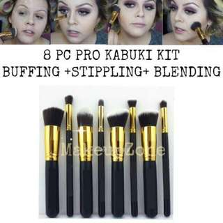 READY STOCKS: MAKEUP BRUSHES| FOR ELF LOVERS EYESHADOW BRUSH SET|PROFESSIONAL HD CONTOUR BRUSH