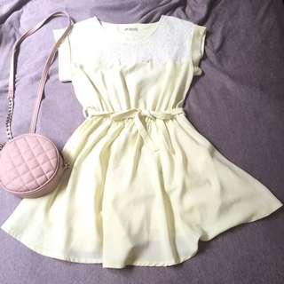 甜美優雅氣質洋裝