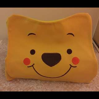維尼熊跟米熊面紙盒