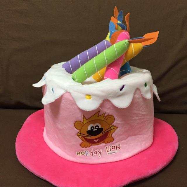 好樂迪生日派對帽