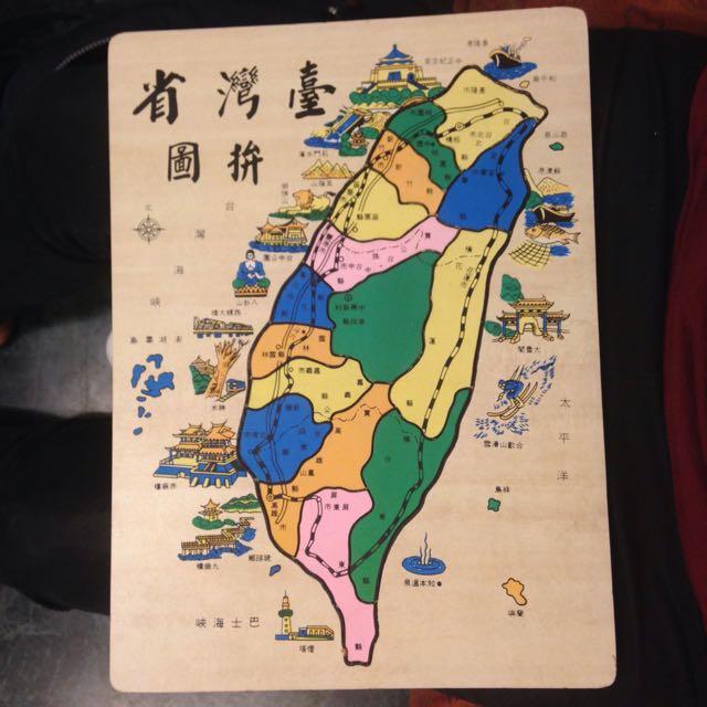 拼圖 兒童 臺灣