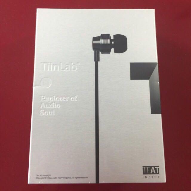 周杰倫 代言TiinLab耳機 TT531