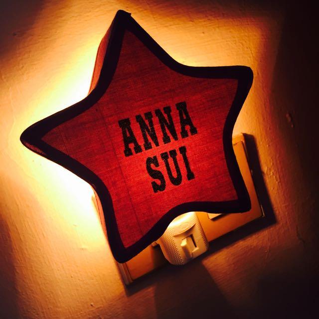 Anna Sui 小夜燈💡