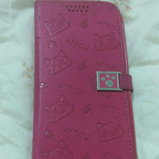 HTC One X 艾露磁扣手機保護殼