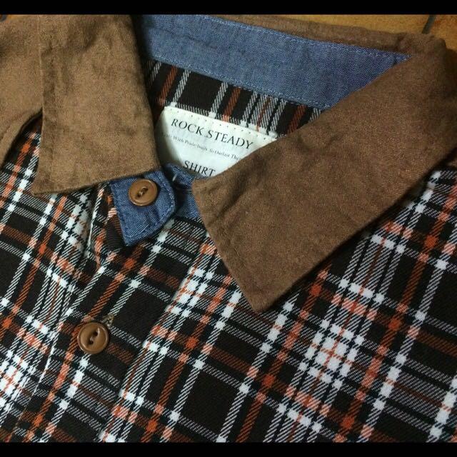 Rocksteady 襯衫  M號  肩寬 44cm 長 70cm 胸圍45cm