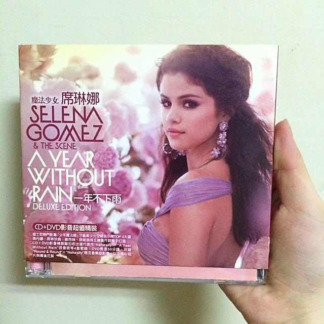 Selena Gomez專輯