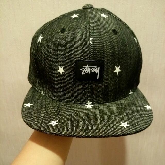stussy 星星 帽