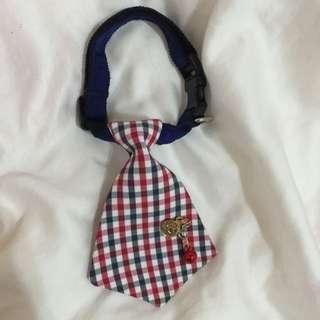 免運 ❤️領帶項圈 紅