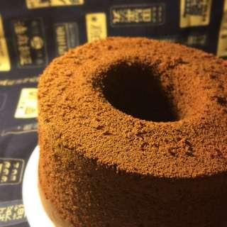 比利時巧克力戚風蛋糕