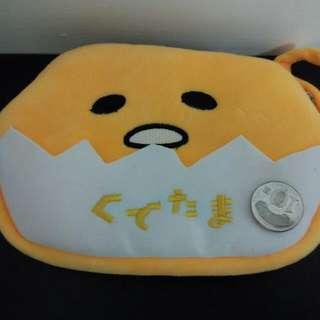蛋黃哥 鉛筆袋 化妝袋