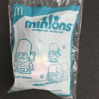 Mcd Marching Soldier Minion
