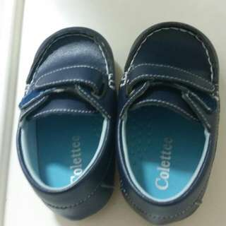 Preloved COLLETTE Boy Loafers