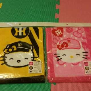大阪 kitty長毛巾