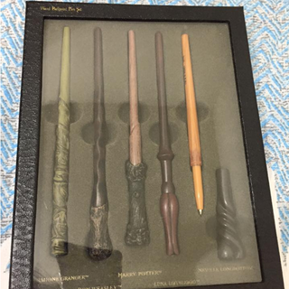 日本 環球影城 限定 哈利波特 魔杖