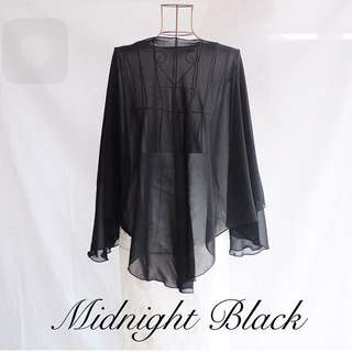 Cttlya Batwing Cape (Reserved)