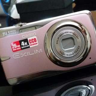 Casio EX Z550相機 九成新附磁扣皮套